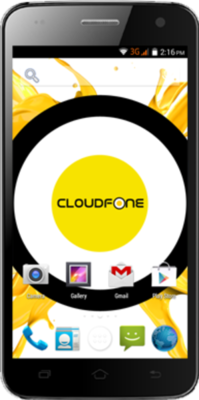 Cloudfone Excite 501o Mobile Phone