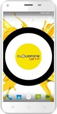 Cloudfone Excite LTE Mobile Phone