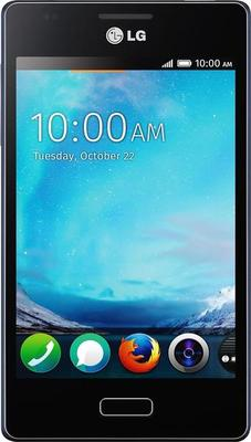 LG Fireweb Mobile Phone