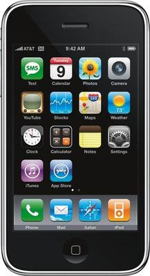 Apple iPhone 3G Mobile Phone