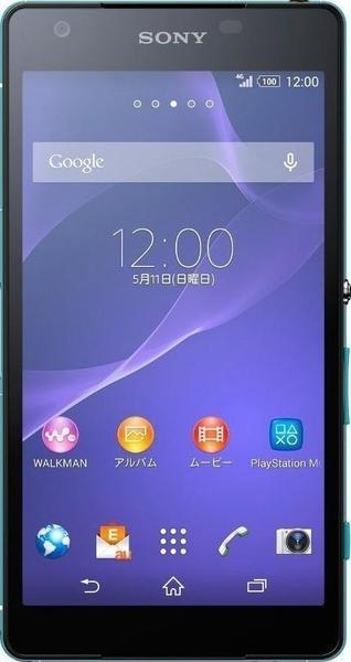 Sony Xperia Z2a Mobile Phone