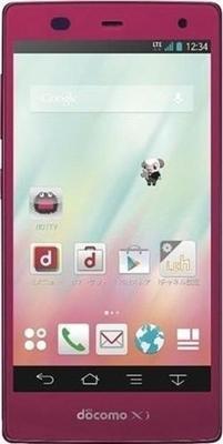Fujitsu Arrows NX Mobile Phone