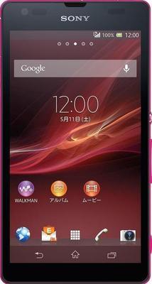 Sony Xperia UL Mobile Phone