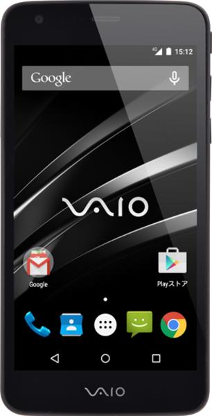 VAIO Phone front
