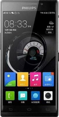 Philips i966 Aurora Mobile Phone