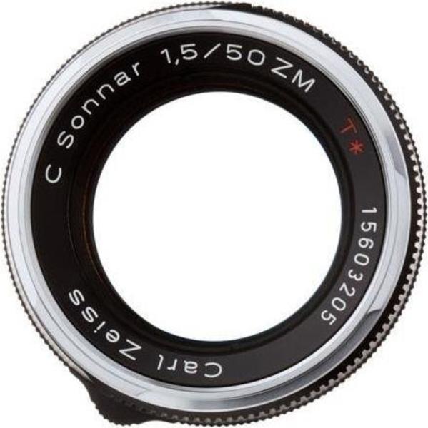 Zeiss Carl C Sonnar T* 1,5/50 ZM lens