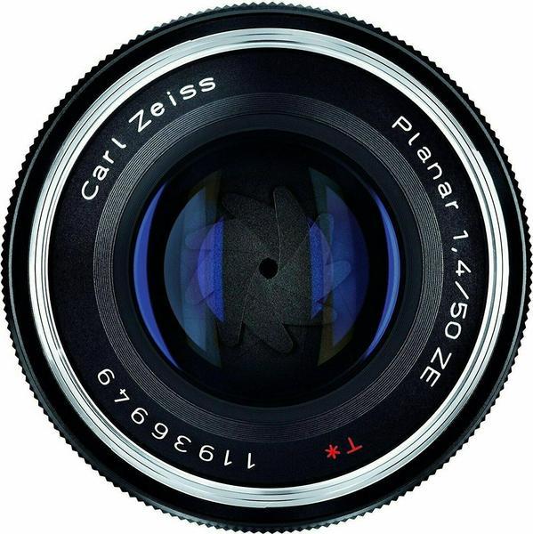 Zeiss Carl Planar T* 1,4/50