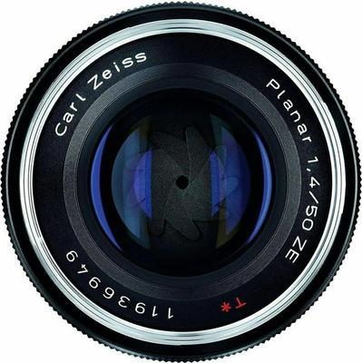 Zeiss Carl Planar T* 1,4/50 Lens