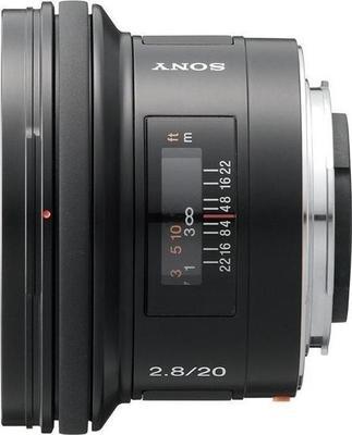 Sony 20mm F2.8 Objektiv