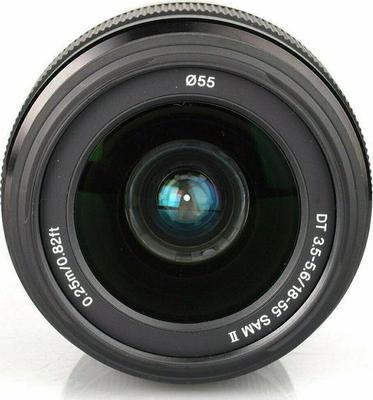 Sony DT 18-55mm F3.5-5.6 SAM Lens