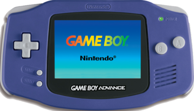Nintendo Game Boy Advance Portable Console