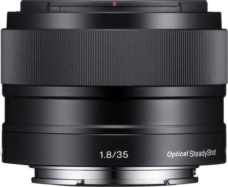 Sony E 35mm F1.8 OSS Lens