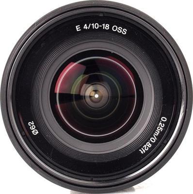 Sony E 10-18mm F4 OSS Objektiv