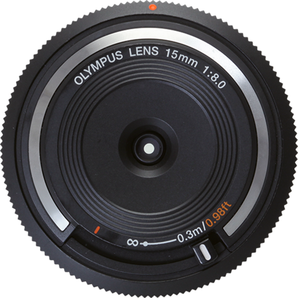 Olympus Body Cap Lens 15mm F8.0