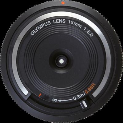 Olympus Body Cap Lens 15mm F8.0