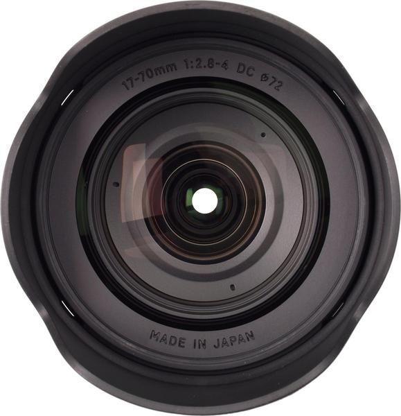 Sigma 17-70mm F2.8-4 DC Macro OS HSM   C Lens