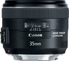 Canon EF 35mm f/2 IS USM lens top