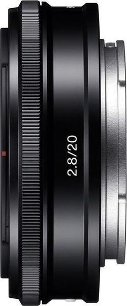 Sony E 20mm F2.8 Lens