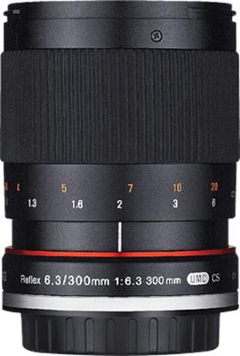 Rokinon Reflex 300mm F6.3 ED UMC CS (Mirrorless)