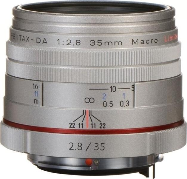 Pentax HD DA 35mm F2.8 Macro Limited Lens
