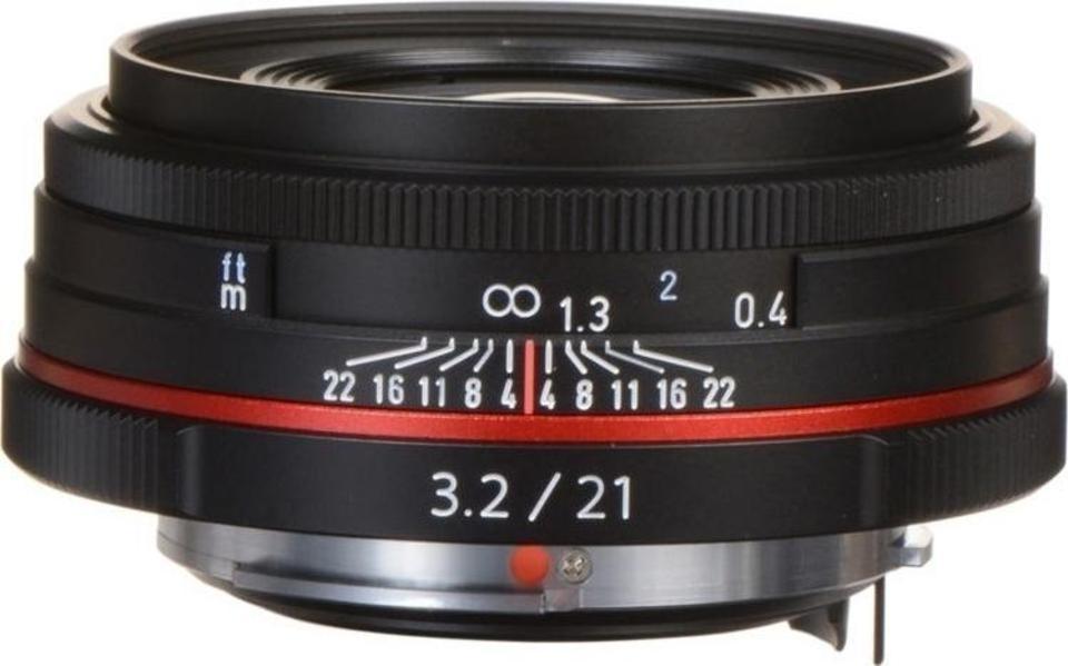 Pentax HD DA 21mm F3.2 AL Limited Lens