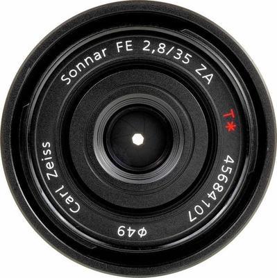 Sony FE 35mm F2.8 ZA Carl Zeiss Sonnar T*