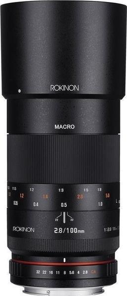 Rokinon 100mm F2.8 Macro Lens