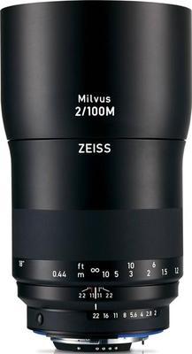Zeiss Milvus 100mm F2