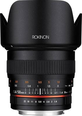 Rokinon 50mm F1.4 AS IF UMC
