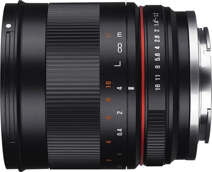 Rokinon 50mm F1.2 AS UMC Lens