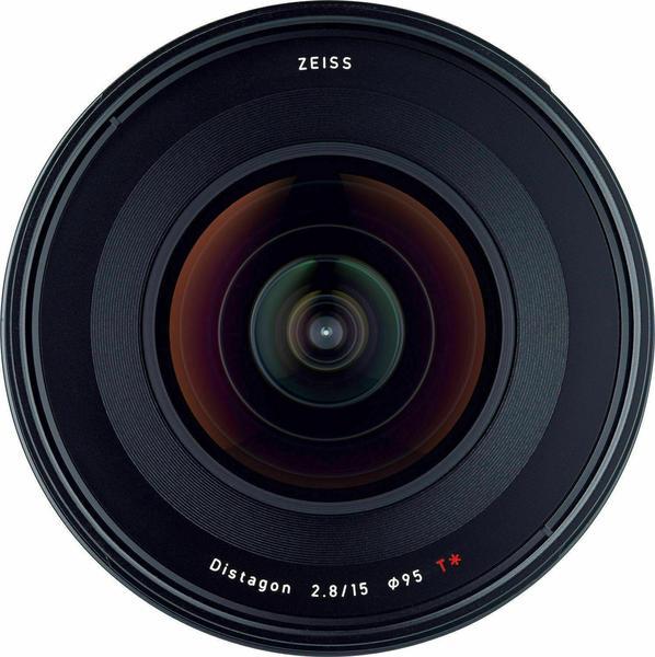 Zeiss Milvus 15mm F2.8 Lens