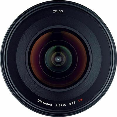 Zeiss Milvus 15mm F2.8