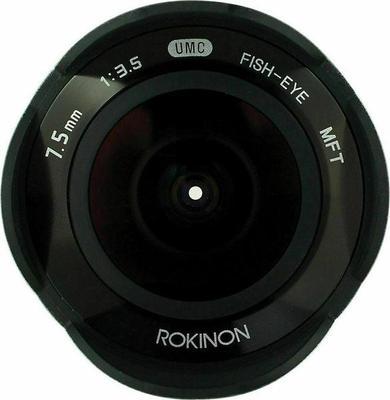 Rokinon 7.5mm F3.5 UMC Fisheye CS