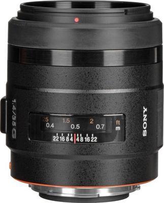Sony 35mm F1.4 G Lens
