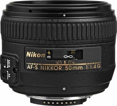 Nikon AF-S Nikkor 50mm f/1.4G Objektiv