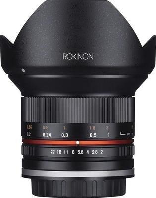 Rokinon 12mm F2.0 NCS CS