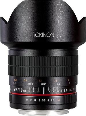 Rokinon 10mm F2.8
