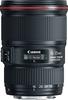 Canon EF 16-35mm f/4L IS USM Lens top