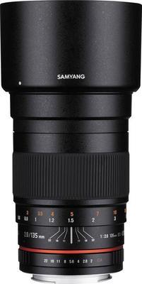Samyang 135mm F2.0 ED UMC Lens