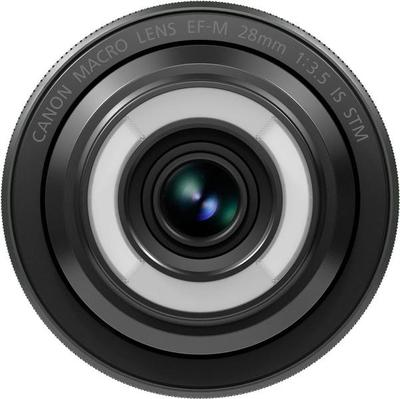 Canon EF-S 28mm F2.8 Macro IS STM Lens