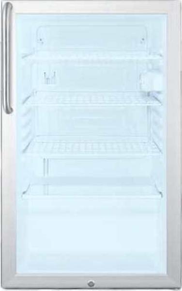 AccuCold SCR450L7CSSADA Refrigerator