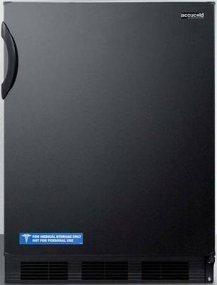 AccuCold AL652BBIX Kühlschrank