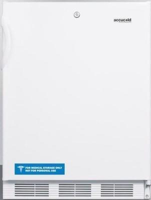 AccuCold AL650LBIX Kühlschrank