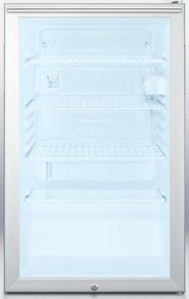 AccuCold SCR450LX Refrigerator