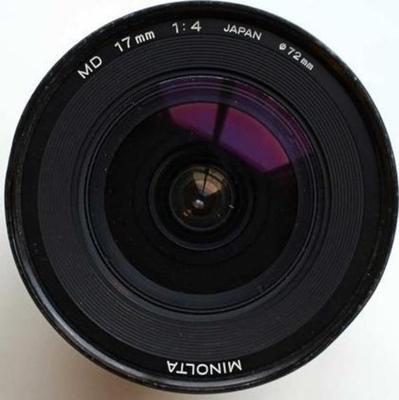 Minolta MC W.Rokkor(-X) 17mm f4 MC-X (1975)
