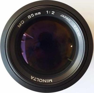 Minolta MD 85mm f2 III (1981)