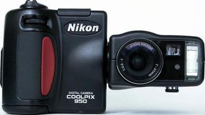 Nikon Coolpix 950 Digital Camera