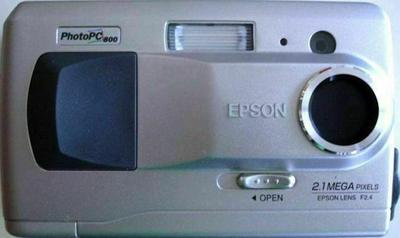 Epson PhotoPC 800 Digital Camera