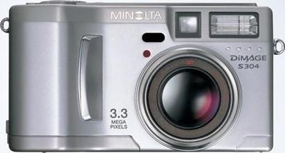 Konica Minolta DiMAGE S304 Digital Camera