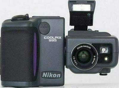 Nikon Coolpix 995 Digital Camera